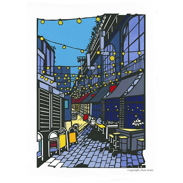 Union Street Arcades, Southwark