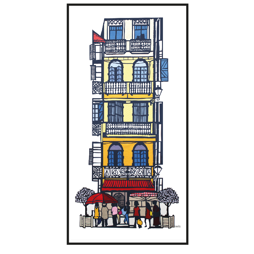 St_Gaudens 4_framed