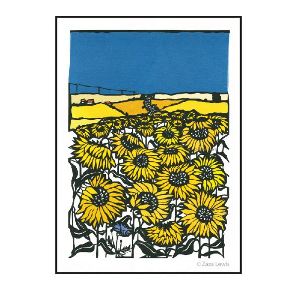 cornflower_sunflowers_website