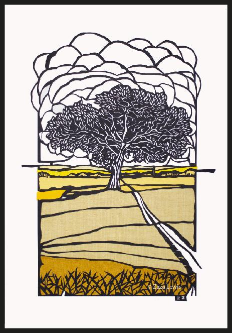 Repton_tree_original_framed