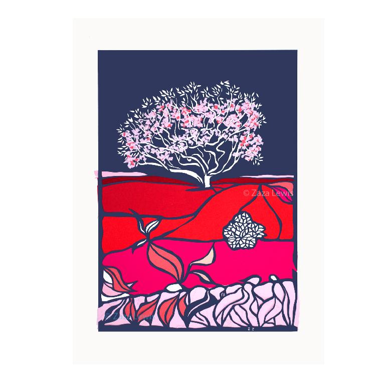 Magnolia_2_leaves_NOFrame