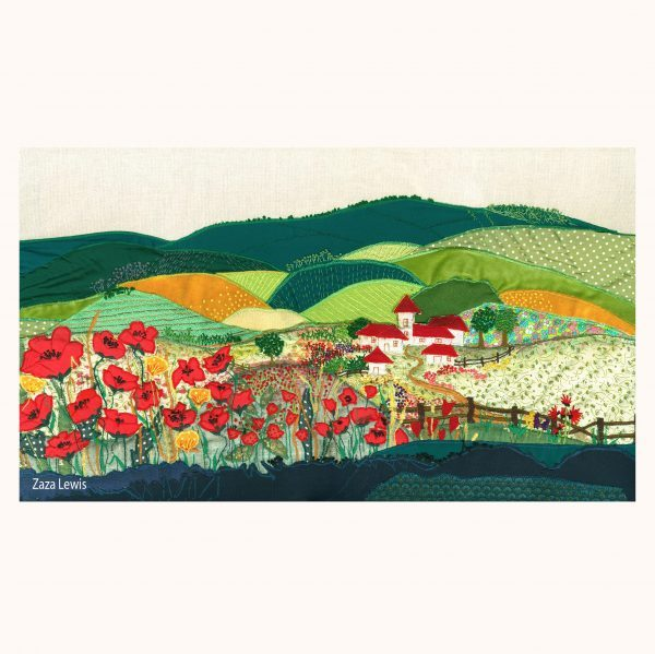 flat-textile-poppies__A2size