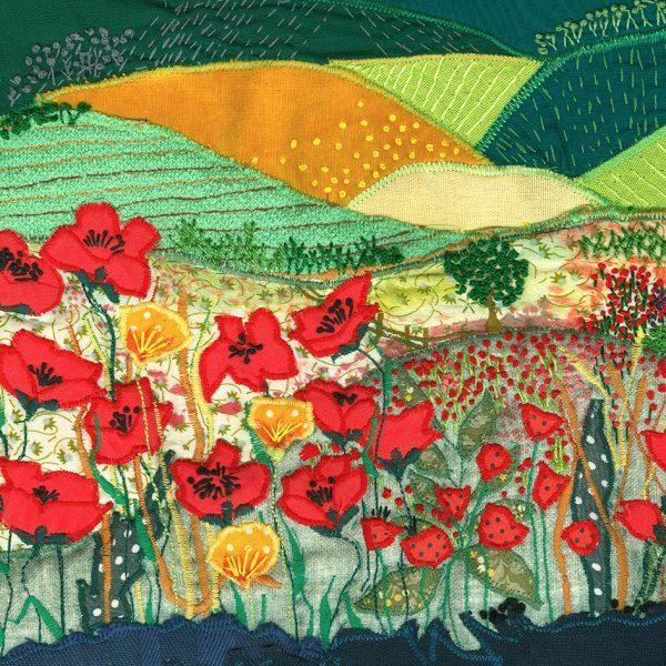 flat-textile-poppies__details